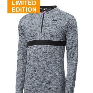 NWT - Nike Golf Seamless 1/2 Zip Pullover